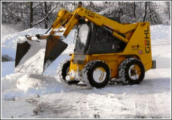 Behrer snow removal photo
